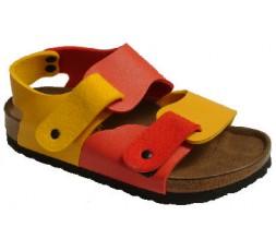 Twist - Red/Yellow - 32