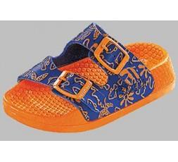 Barbados - Deep Sea Blue Orange - 30