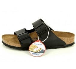 Arizona - Schwarz - 41 - Soft Fußbett breit