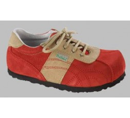 Sam - Red/Tan - 34
