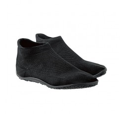 Leguano Sneaker schwarz Gr. XXL (46/47)