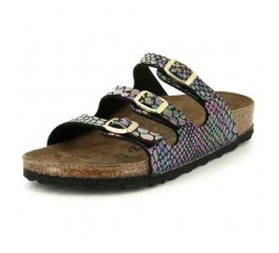 Florida - shiny snake black multicolor - 38